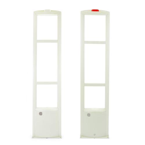 Arc antivol compatible avec les étiquettes antivol EAS RF 8.2Mhz avec 2 colonnes beige