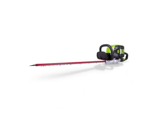 Greenworks tools taille-haies avec poignee - 80 v
