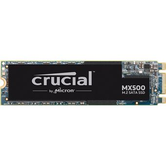 Disque SSD Interne Crucial MX500 SATA M.2 Type 2280 1 To