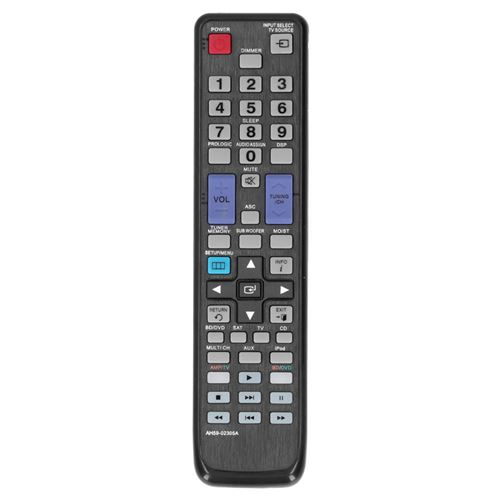 Télécommande AH59-02305A pour système audio vidéo Samsung HW-C560 HW-C550S / XAA HW-C500 / XAC