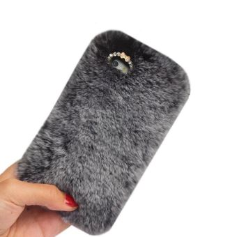 coque iphone 7 fourrure