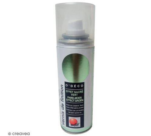 Vernis nacré Vert 125 ml