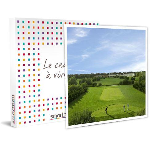 SMARTBOX - Séjour golf et spa en hôtel 4* Mercure Chantilly Resort & Conventions - Coffret Cadeau