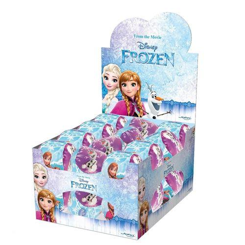 Balle souple Frozen 10cm - Modèle Aléatoire - Livraison à l'unité
