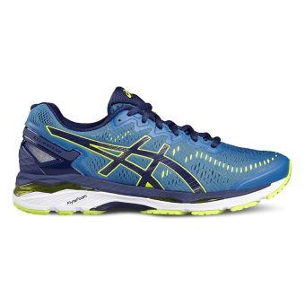 Chaussures de Running Asics Gel Nimbus 19 Bleu Pointure 44,5