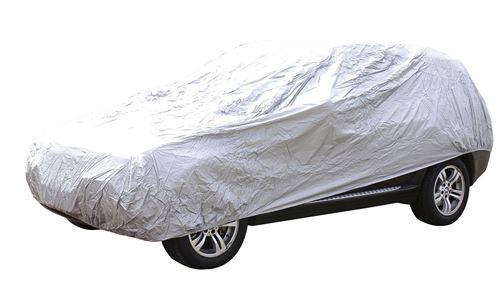Bache de protection auto L 4,7 x 1,7 x 1,2 mètres voitures moyennes outils atelier bricolage