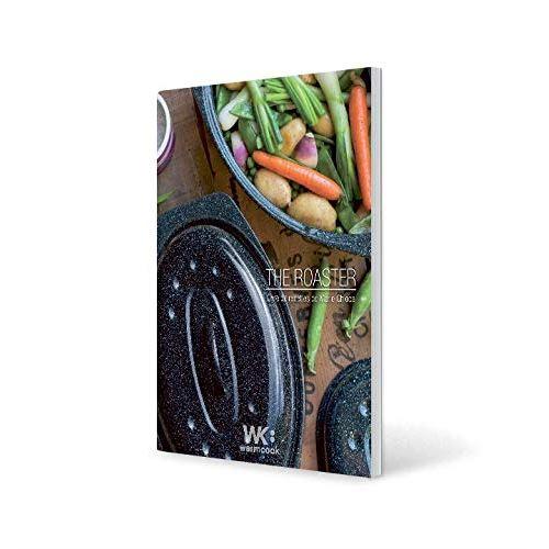 WARMCOOK Livre de Recettes Roaster
