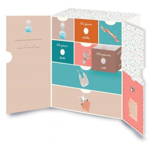 Boîte à trésor mia & basile et fanny & oscar - nattou