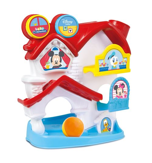 Clementoni baby Mickey Mouse ball ball court multicolore