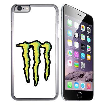Coque pour iPhone 6 Plus et iPhone 6S Plus monster energy logo