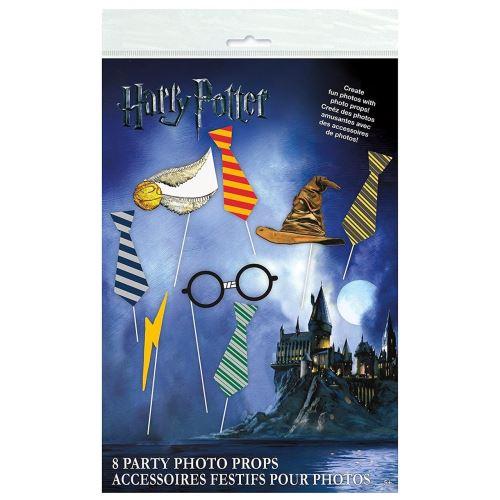 Party Harry Potter Accessoires Festifs pour Photos [8 par paquet]