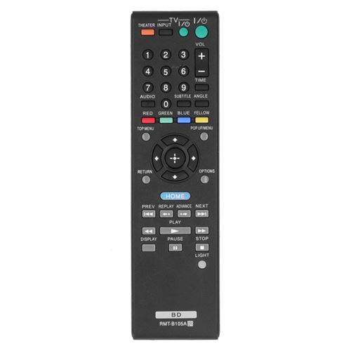 Télécommande RMT-B105A pour Sony BD: BDPBX2, BDPBX2BM