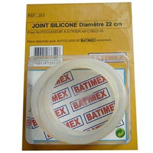 Joint en silicone Ø22cm pour autocuiseur cocotte minute à étrier CLASSIQUE