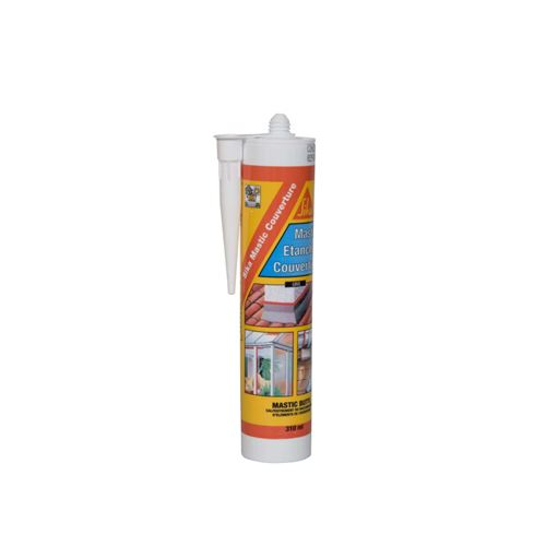 Mastic butyl SIKA Mastic Couverture - Gris - 310ml