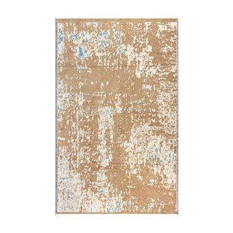 Homense - Tapis Entree Salon Couloir Vintage Aspect Use ...