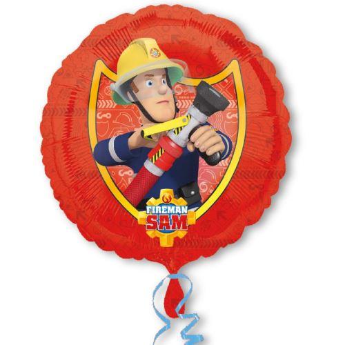 ballon sam le pompier