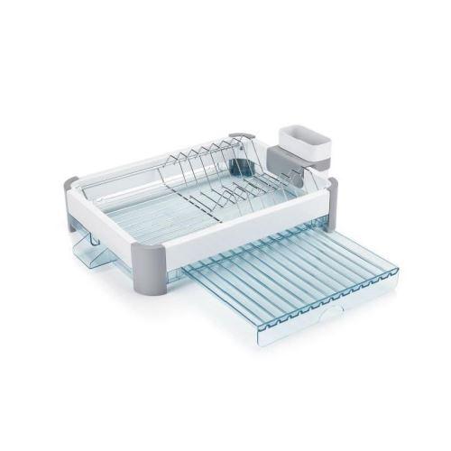 MINKY Egouttoir a vaisselle Extending Dish rack extensible