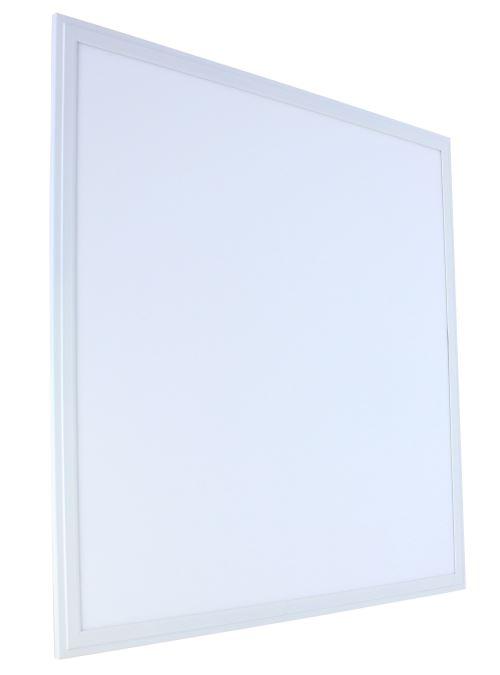 Dalle LED carrée - avec 3 modes de fixation