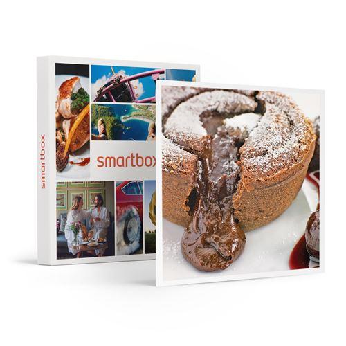 SMARTBOX - Dîner menu 3 plats pour 2 personnes au Laksøn à Lille - Coffret Cadeau