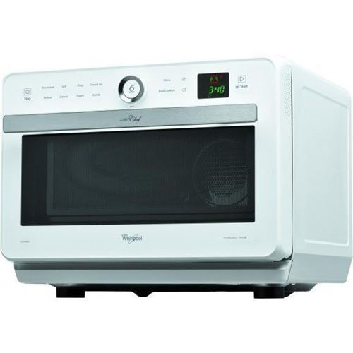 Whirlpool Jet Chef JT 469 WH - four micro-ondes combiné - grill - pose libre - blanc