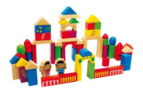 Jeu De Construction «Nico»
