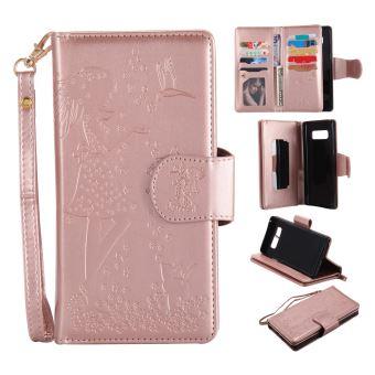 coque iphone 8 portefeuille femme