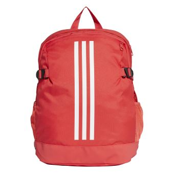 Sac à dos adidas 3 Stripes Power moyen format Rouge M Taille Rouge