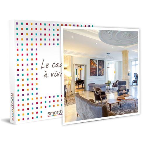 SMARTBOX - Séjour étoilé en hôtel Mercure 4* à Chantilly avec spa et VTT - Coffret Cadeau