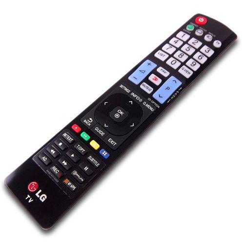 Télécommande (52769-16264) Télévision AKB74115502 LG - 52769 5053345022973