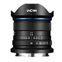 Laowa 9mm f/2.8 Zero-D Vaste Brandpuntafstand Lens voor Fuji-X