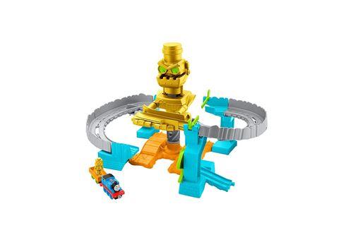 Thomas & Friends Coffrets de Train véhicules sur Rails Enfants, FJP85, Multicolore