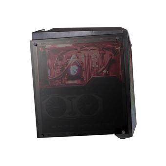 MSI Infinite X Plus 9SF 479MYS - Towermodel - Core i9 9900KF - RAM 32 GB - SSD 1 TB, HDD 2 TB - DVD SuperMulti - GF RTX 2080 Ti - GigE, 802.11ax - WLAN: Bluetooth, 802.11ax - Windows 10 Home - monitor: geen