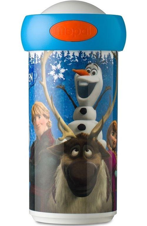 Disney Coupe école Frozen 500ml bleu