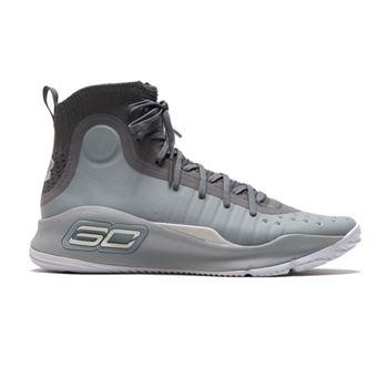 Chaussure Curry 4 De Under Armour Pour Homme Basketball Gris XkuOPZi