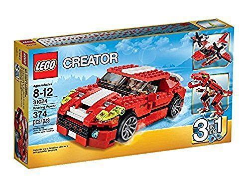 LEGO Roaring Power Creator