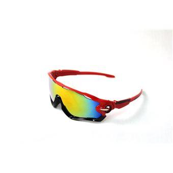 SGS-002-XSY Lunettes de Soleil pour Homme et Femme Lunettes Sportif Parfait  pour Cyclisme Conduite Pêche Activités extérieure Voyager Posma - Set et  série ... 3cf090f77ea2