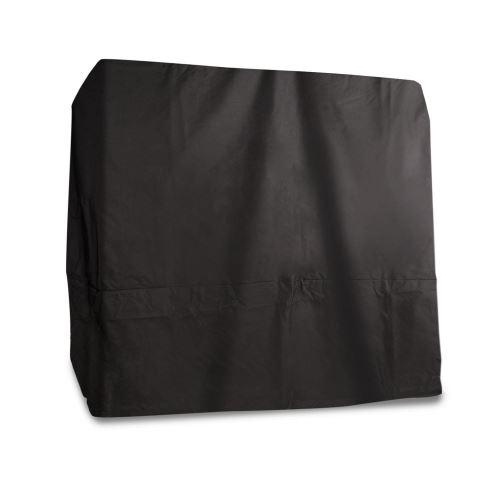 Blumfeldt Senator Cover Housse imperméable pour chaise longue - fermeture éclair - polyester gris