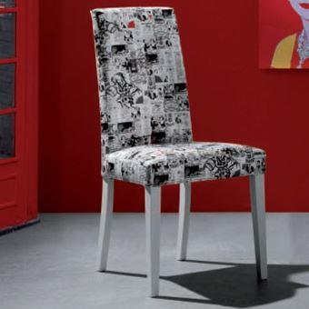 144 48 Sur Chaise Originale Alison Lot De 2 L 46 X P 56 X H 96