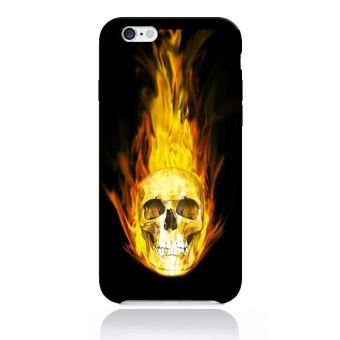 coque iphone 8 flamme