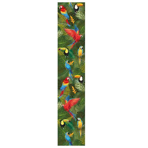 chemin de table romance tropical 30cmx5m
