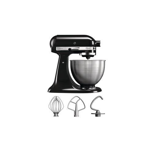 Kitchenaid Classic 5k45sseob Robot Patissier - Noir