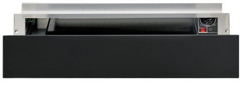 Hotpoint WD914NB Tiroir chauffant en acier inoxydable 20L Noir