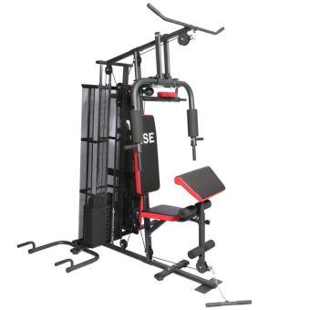 Ise Station De Musculation Banc De Musculation Multifonction Avec