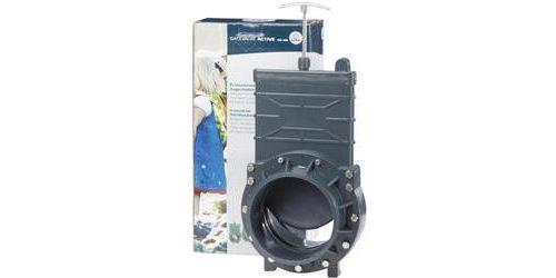 Clapet d'obturation GateValve Active 160 mm FIAP 2428 gris