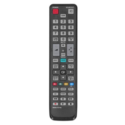 Télécommande TV pour Samsung BN59‑01014A, AA59‑00508A, AA59‑00478A, AA59‑00466A
