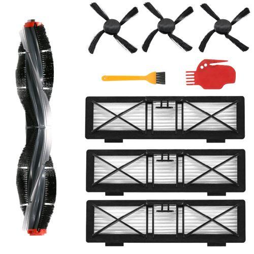 Accessoires Sweeper pour Neato Robot Aspirateur 75E 75 80 85 Kit D'Accessoires Xcq297
