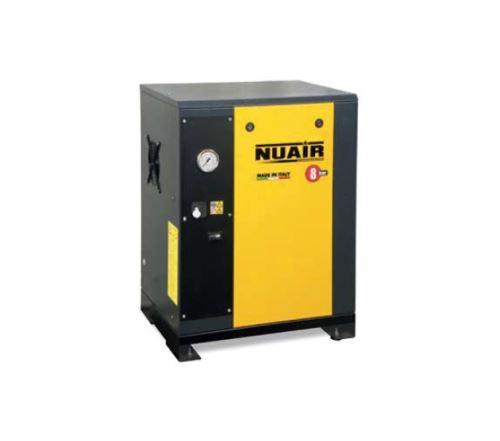 Nuair - Compresseur au sol 3CV 2,2kW 230V monophasé 10 bar - MERCURY MECH 2.2/10M
