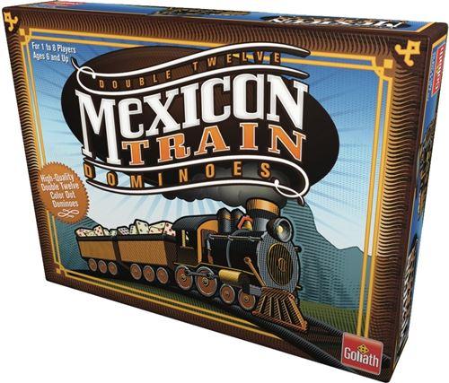 Goliath Dominos du train mexicain