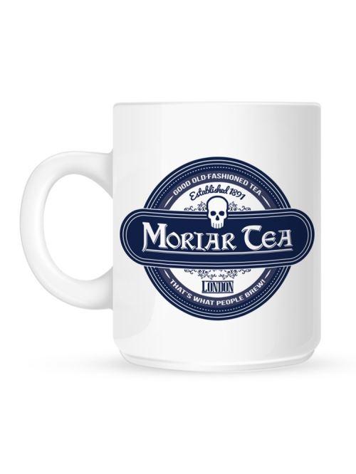 Tasse Moriar-Tea blanc