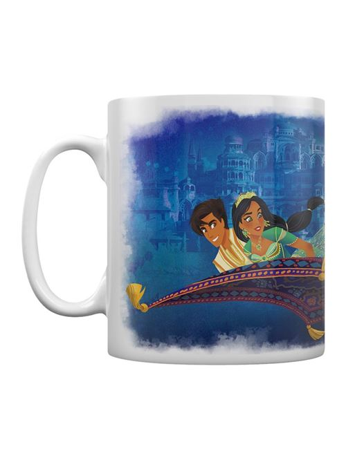 Aladdin Tasse Movie A Whole New World blanc